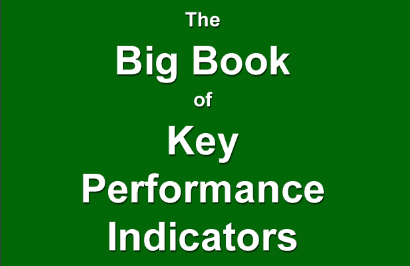 the big book of KPIs